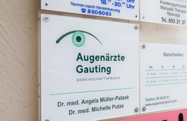 Willkommen in unserer Augenarztpraxis