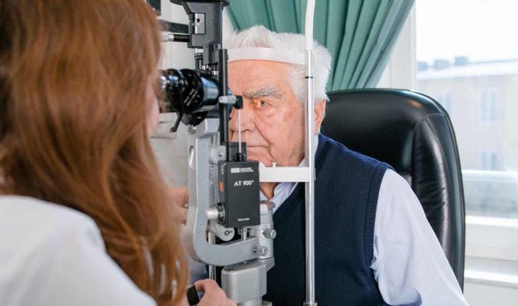 Moderne Augendiagnostik